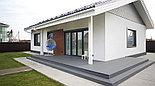 Каркасно модульный дом 98m2 из ЛСТК 10х8m, фото 6