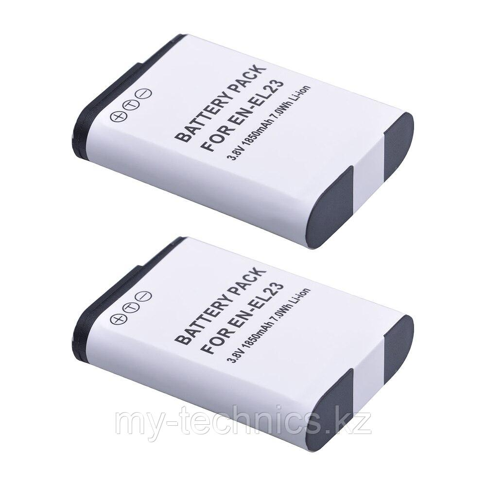 Аккумулятор батарея Batmax EN-EL23