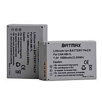 Аккумулятор батарея Batmax NB-7L