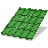 Металл Профиль Металлочерепица МП Монтекристо-SL NormanMP (ПЭ-01-6018-0.5)