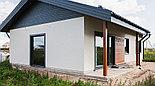 Каркасно модульный дом 120m2 из ЛСТК 10х13m, фото 3