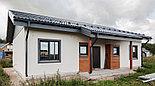 Каркасно модульный дом 120m2 из ЛСТК 10х13m, фото 5