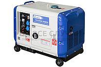 Дизельный сварочный генератор в кожухе TSS DGW-200ESS
