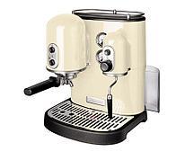 Кофеварка Artisan Espresso 2 бойлера, кремовая, 5KES2102EAC, KitchenAid