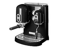 Кофеварка Artisan Espresso, 2 бойлера, черная, 5KES2102EOB, KitchenAid