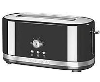 Тостер Artisan на 2 хлебца, удлиненные слоты, черный, 5KMT4116EOB, KitchenAid
