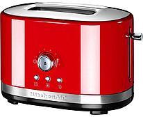 Тостер Artisan на 2 хлебца, красный, 5KMT2116EER, KitchenAid