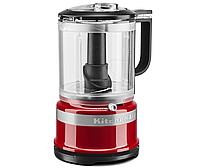 Кухонный мини-комбайн, чаша 1,2 л., красный, 5KFC0516EER, KitchenAid