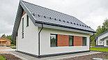 Каркасно модульный дом 123m2 из ЛСТК 10х13m, фото 7