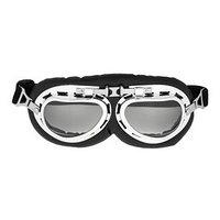 Очки для езды на мототехнике ретро Torso, черные