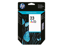 HP C1823D Картридж трехцветный, HP 23