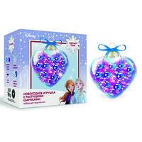 Набор для творчества 'Новогодняя игрушка с растущими шариками', Холодное сердце
