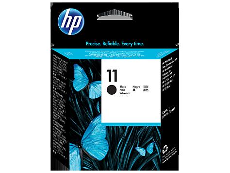 HP C4810A Печатающая головка черная