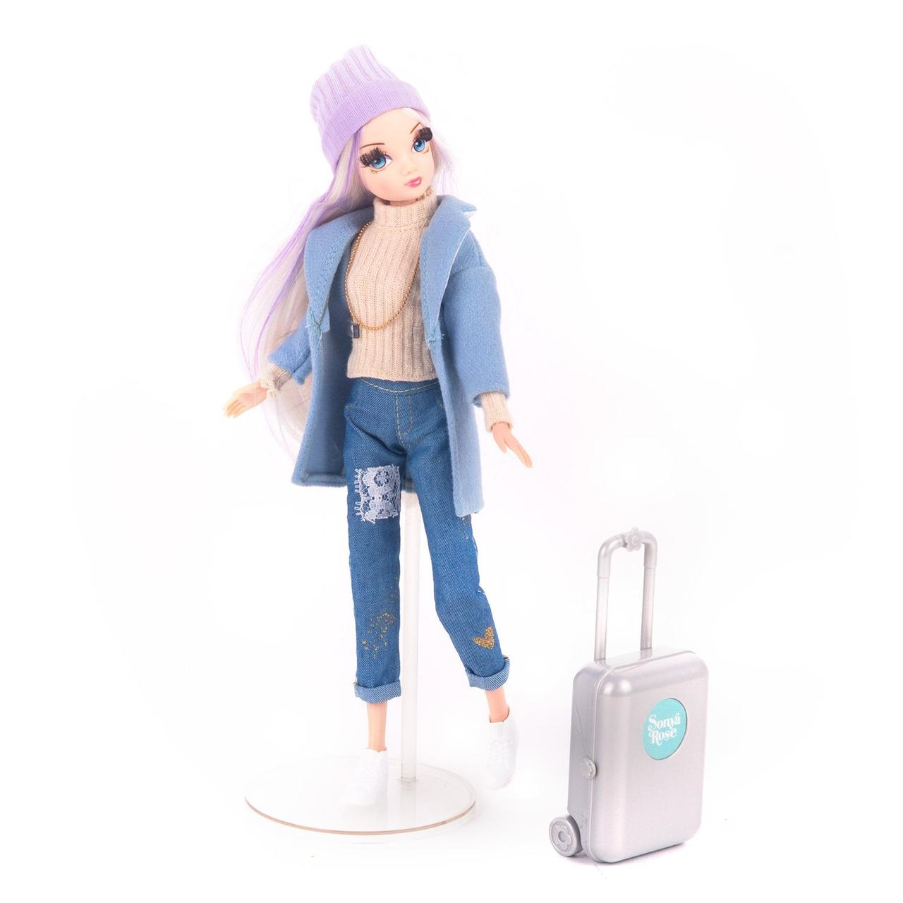 "Sonya Rose Кукла ""Daily collection"" Путешествие в Америку"