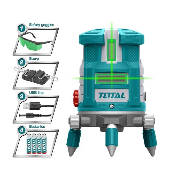 Уровень лазерный TOTAL арт.TLL305205