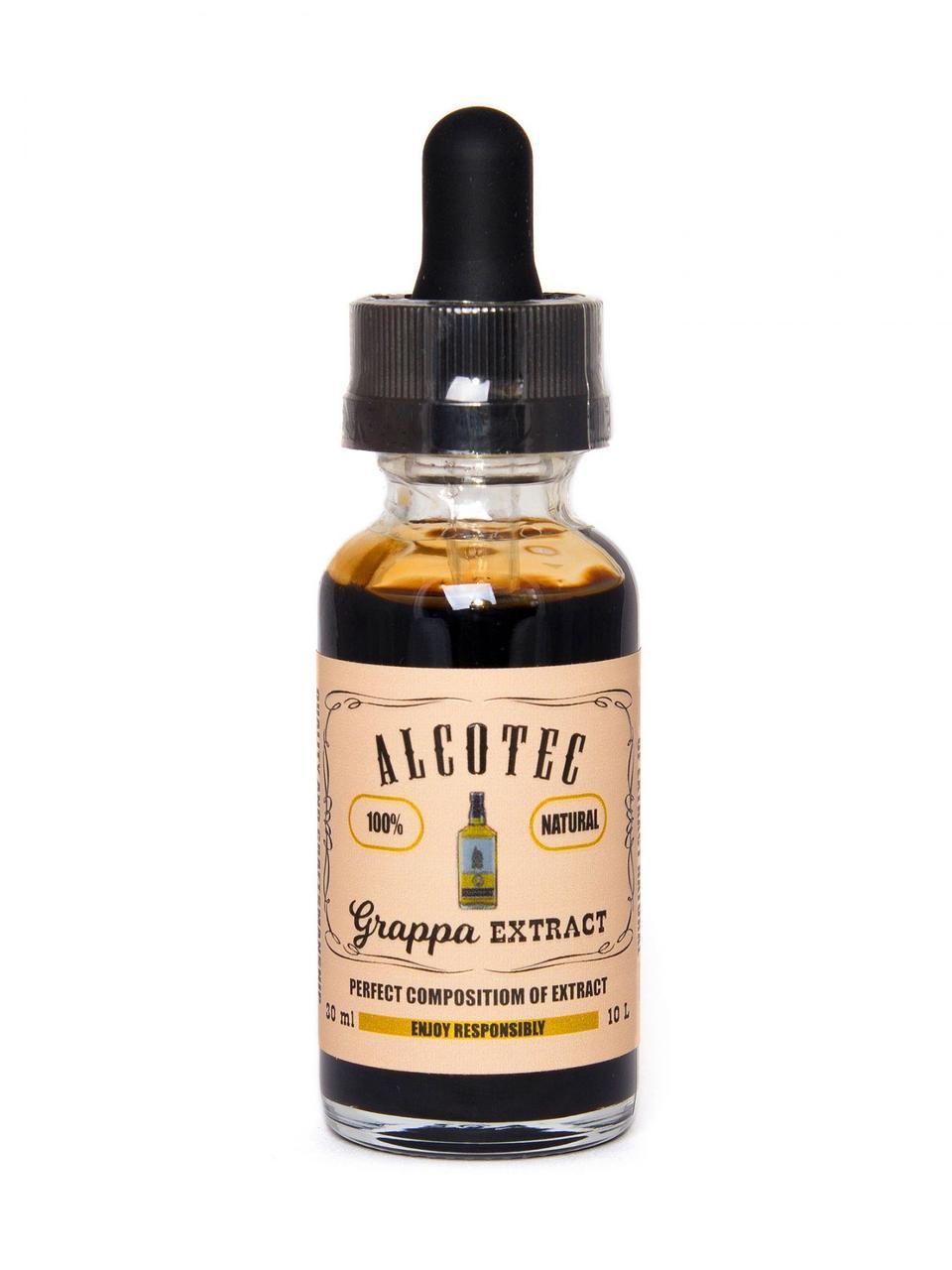 "Эссенция Alcotec ""Grappa"" (Граппа), 30 ml."