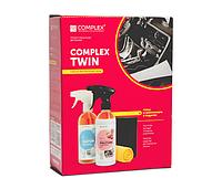 Набор автокосметики Complex Twin (Подарочный набор для автолюбителей)