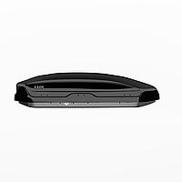 Бокс LUX Tavr 175 черный глянцевый 450 л. 175х85х40 см