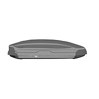 Бокс LUX Tavr 175 серый глянцевый 450 л. 175х85х40 см