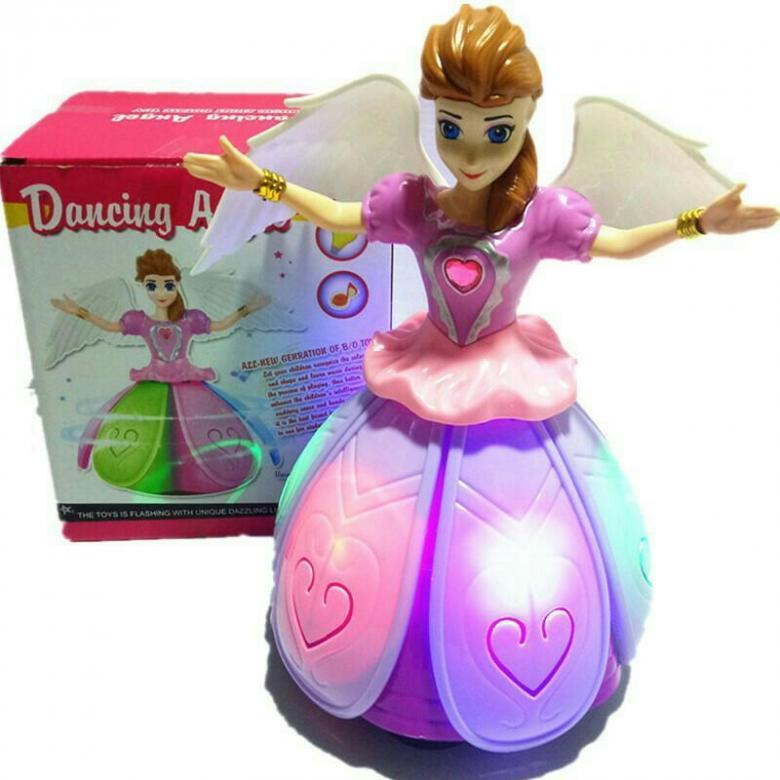 Игрушка/Кукла/Поющие и танцующая Angel Girl/Танцующий ангел/ Эльза/Игры новые - фото 2