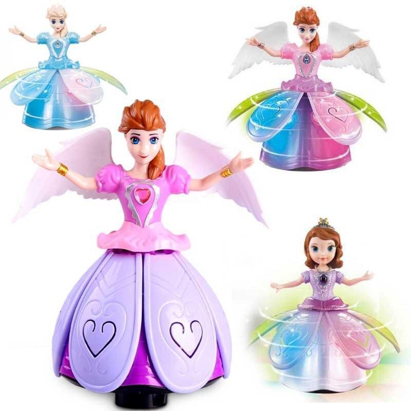 Игрушка/Кукла/Поющие и танцующая Angel Girl/Танцующий ангел/ Эльза/Игры новые - фото 1