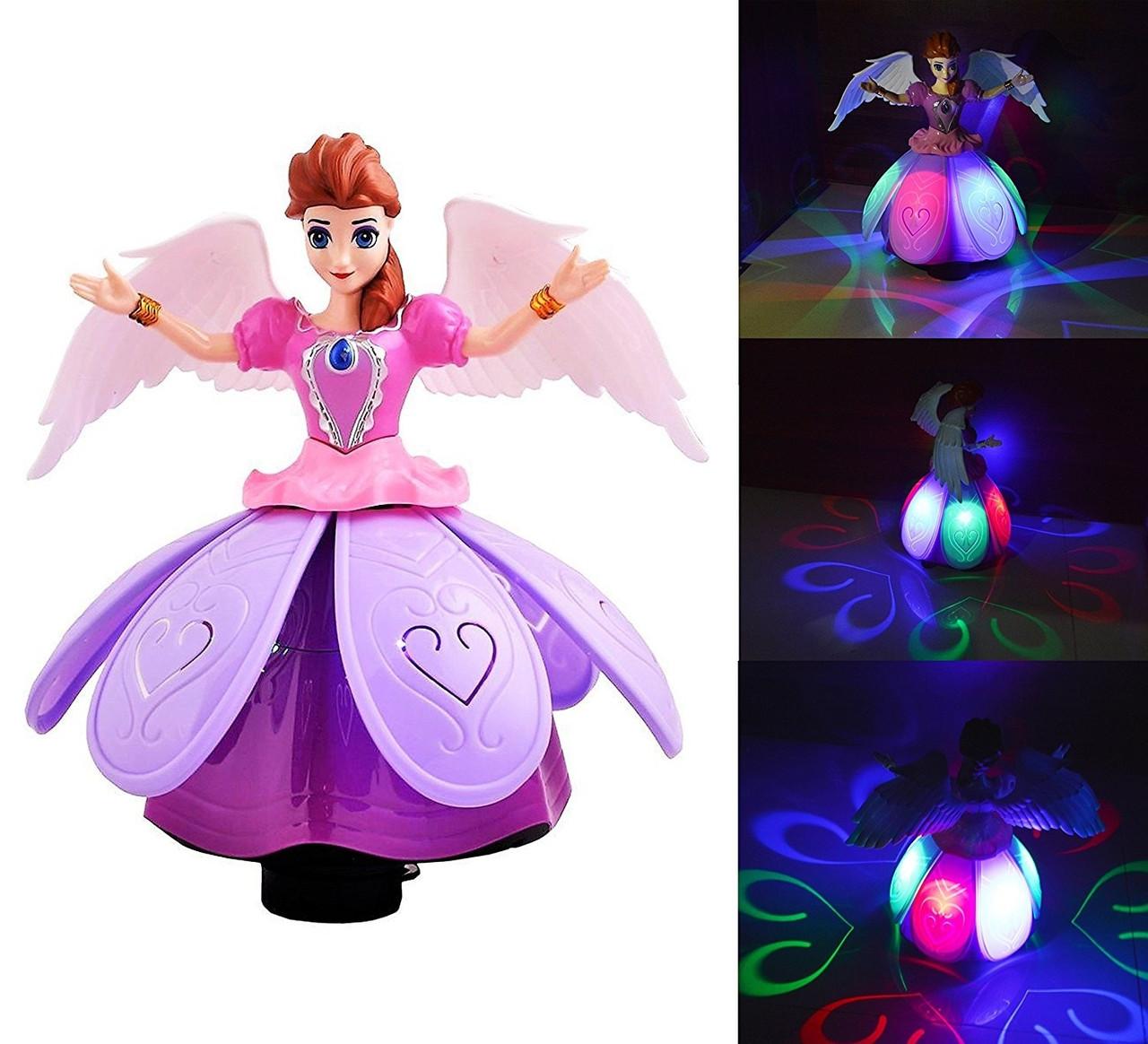 Игрушка/Кукла/Поющие и танцующая Angel Girl/Танцующий ангел/ Эльза/Игры новые - фото 3