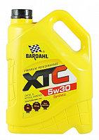 Моторное масло BARDAHL XTC 5w30 4 литрa