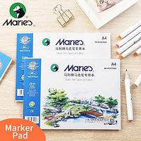 Альбом Maries для маркеров Touch А4 (30 листов)