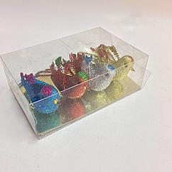Набор елочных игрушек