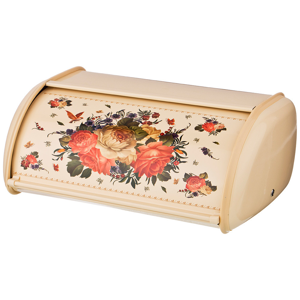 Хлебница Agness Роскошный сад, 35,5 × 23 × 14,5 см