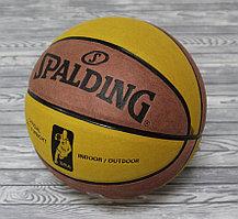 Мяч баскетбольный Spalding Кожа