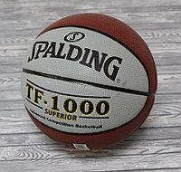 Мяч баскетбольный Spalding TF1000, фото 1