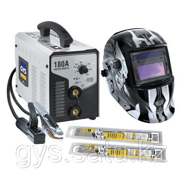 Инверторный сварочный аппарат для цехов ММА PACK PROGYS 180 A, фото 2