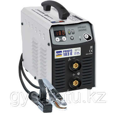 Однофазный инверторный аппарат ММА PROGYS 183E, фото 2