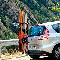 Крепление для перевозки лыж на фаркопе Buzzrack BuzzSki, фото 1
