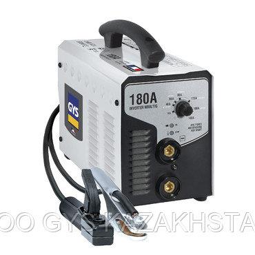 Инверторные аппарат MMA для профессионального техобслуживания промышленного оборудования PROGYS 180A, фото 2