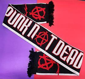 Шарф Punk Not Dead