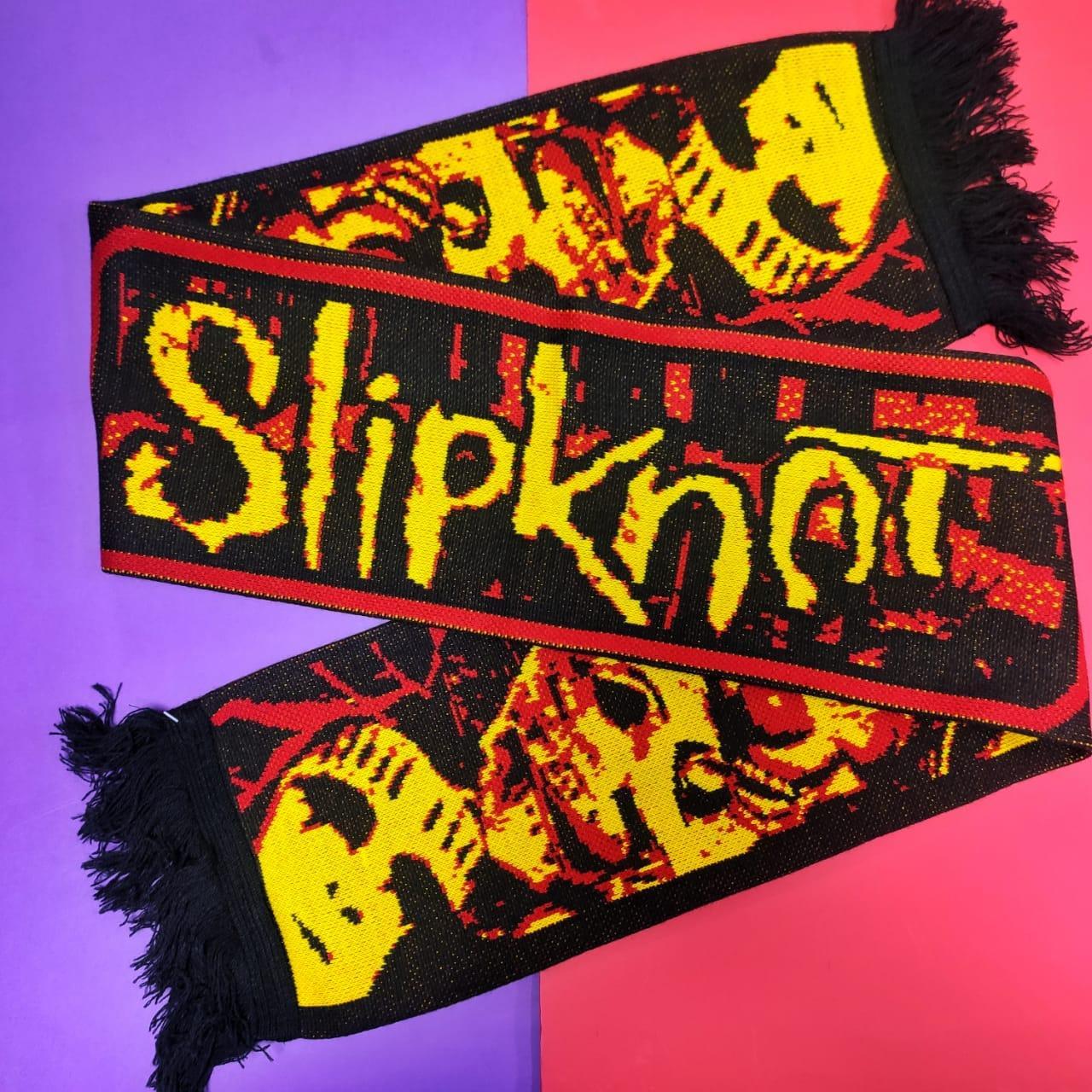 Шарф Slipknot (второй вид)
