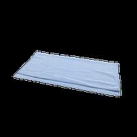 Салфетка из микрофибры протирочно-полировочная, цвет синий, 40x40 см.