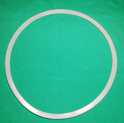 Силиконовая п-образная прокладка для кубов Люкссталь 50 белая
