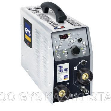 Сварочный аппарат ИНВЕРТОРНОЙ технологии   TIG 168 DC без аксессуаров, фото 2