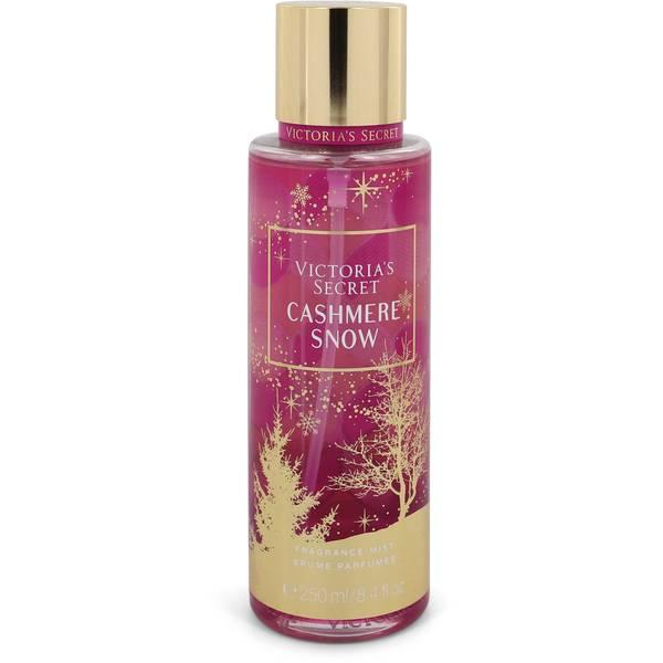 Victoria's Secret Scents of Holiday Fragrance Mist - Cashmere Snow