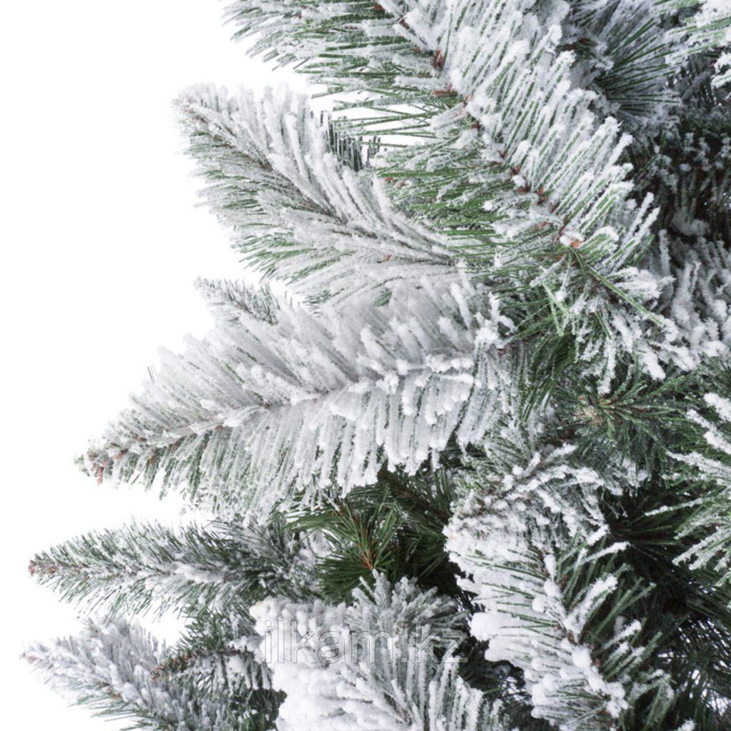 Ель искусственная 1.5 метра со снегом