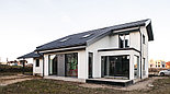 Каркасно модульный дом 198m2 из ЛСТК 17х13m, фото 5