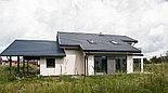 Каркасно модульный дом 198m2 из ЛСТК 17х13m, фото 6