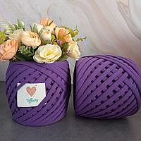 Трикотажная пряжа Фиолетовый