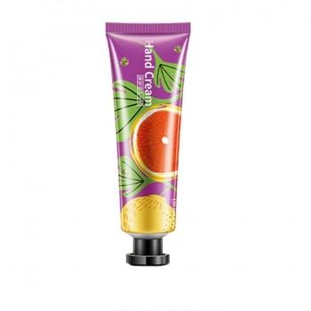 Парфюмированный Крем для ухода за кожей BIOAQUA Grapefruit Hand Cream с экстрактом грейпфрута