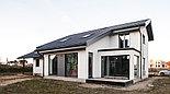 Каркасно модульный дом 200m2 из ЛСТК 10х13m, фото 2