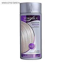 Оттеночный бальзам для волос Тоника с эффектом биоламинирования
