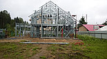 Каркасно модульный дом 164m2 из ЛСТК 16х12m, фото 3